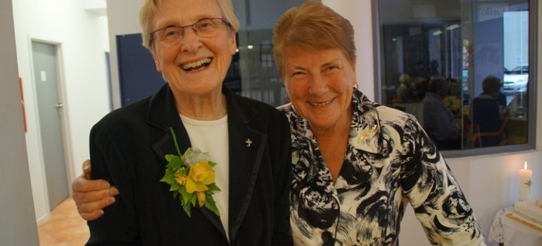 Sr Carmel Walsh celebrates Golden Jubilee