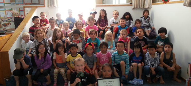 St Paul's Kindergarten Massey wins Puriri Award for Sustainability