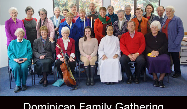 Auckland Dominican Family gathers with Sister Marie Constance OP