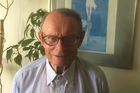 Fr Joseph Parkinson OP