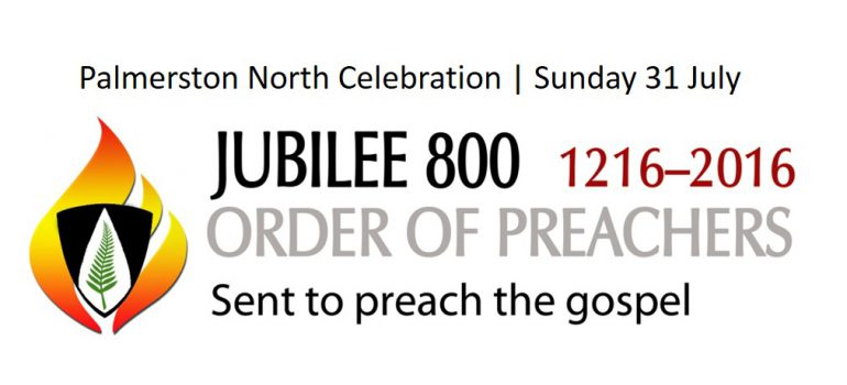 Palmerston North Mass on 31 July