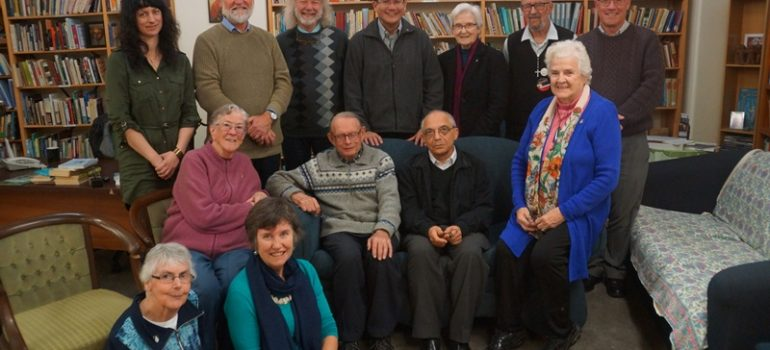 frs Bruno and Gerard visit Aotearoa