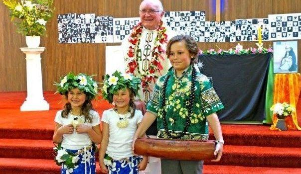 St Dominic's Feast Day celebrations in Dunedin