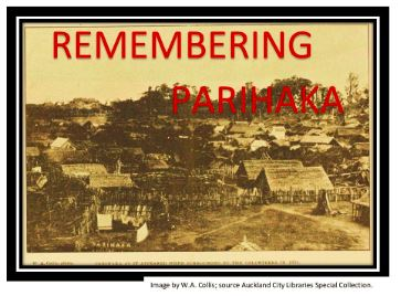 Remembering Parihaka