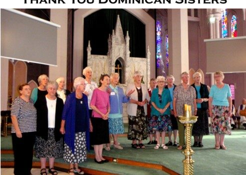 Dominican Sisters of Palmerston North – thanks and farewell