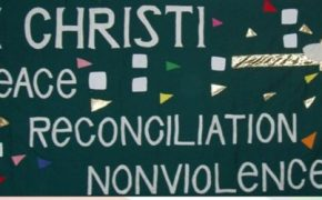 COURAGE, PRAYER & RECONCILIATION …THE WORK OF PAX CHRISTI