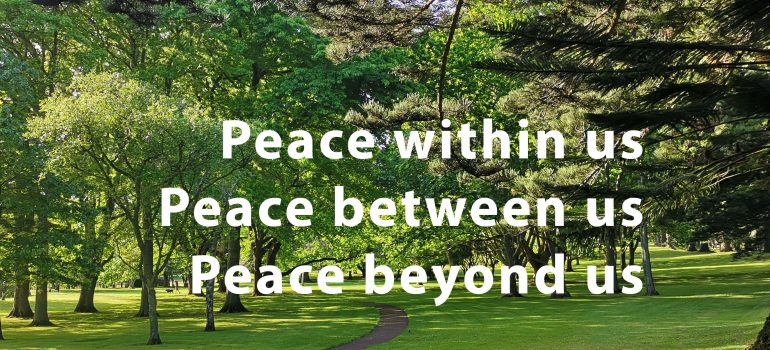 Peace Litany