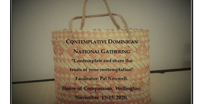 Contemplative Dominican National Gathering