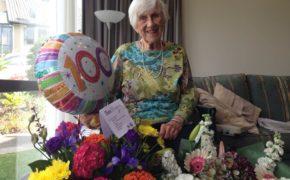 Happy 100th Birthday Mary!