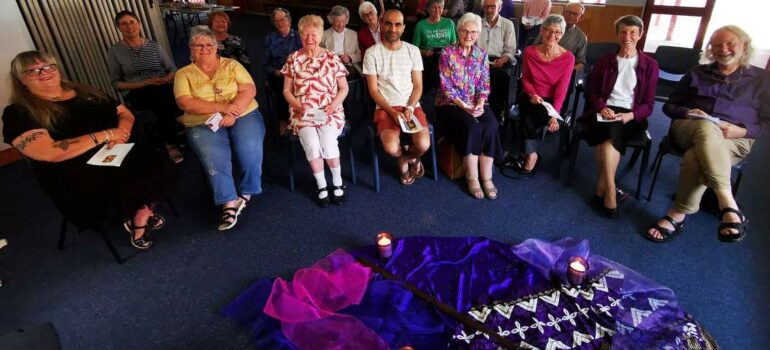 Auckland Dominican Family gather for Advent Prayer