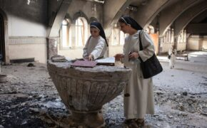 Dominican Sisters in Iraq hope the world will see their suffering